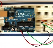 Arduino Serial Thermometer
