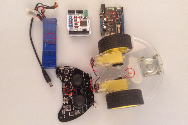 BLE Smart Car DIY Guide