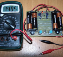 Circuit lets you measure zener voltages and test LEDs