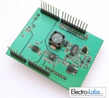 DIY Lithium Battery Charger Shield for Arduino
