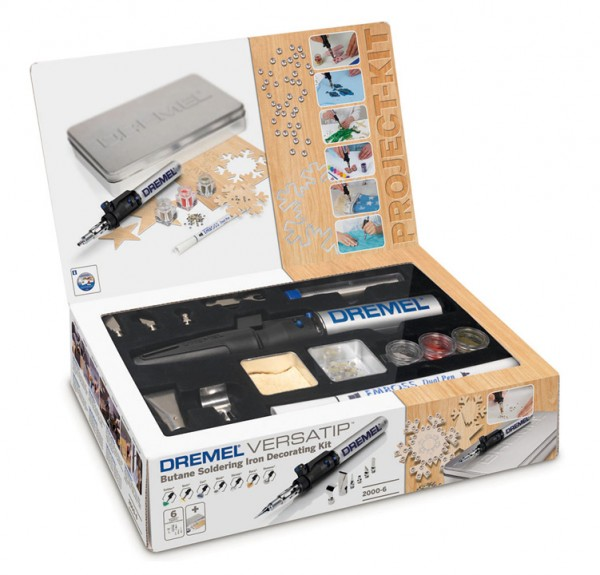 DREMEL® VersaTip in a limited edition serves for work and also for fun