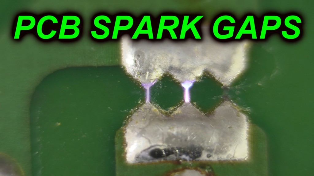 EEVblog #678 – What is a PCB Spark Gap