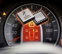 Freescale introduces world's smallest integrated tire pressure monitoring system