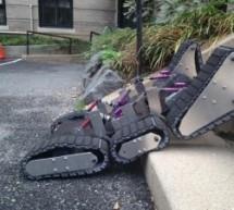 Ground Drone Project: A versatile mobile robotic platform