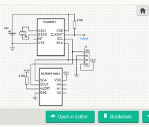 I2C Temperature Sensor & Real Time Clock