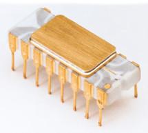 Intel 4004 is announced, November 15, 1971