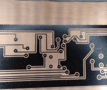 Make high-quality double-sided PCBs – at home