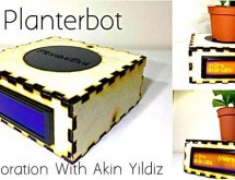 Planterbot – The Plant Monitoring Robot