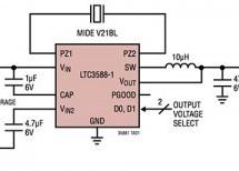 Powering Circuits through Pulse-Energy Harvesting