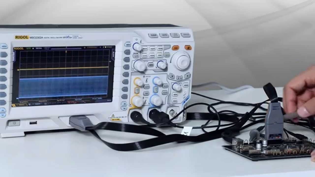 Tech Lab – Rigol MSO2000A Series Oscilloscopes