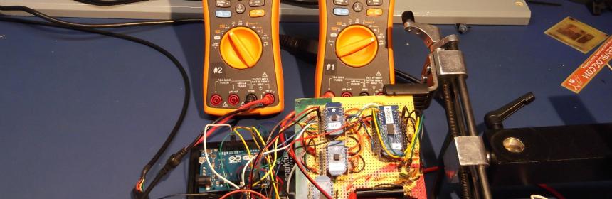 Using the Cirrus Logic CS5464 for AC Current Measurement