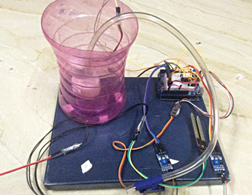 Arduino Automatic Watering System Use Arduino For Projects