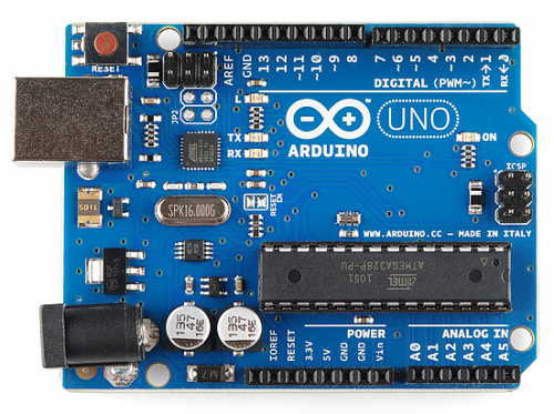 An Arduino Uno