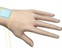 Electronic skin can sense the direction in which it's being touched