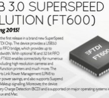 FT60x series – SuperSpeed USB3.0