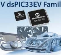 "Microchip Introduces New 5V dsPIC33 ""EV"" Family for Enhanced Noise Immunity and Robustness in Harsh Environments"