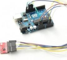 Arduino Accelerometer mma7361