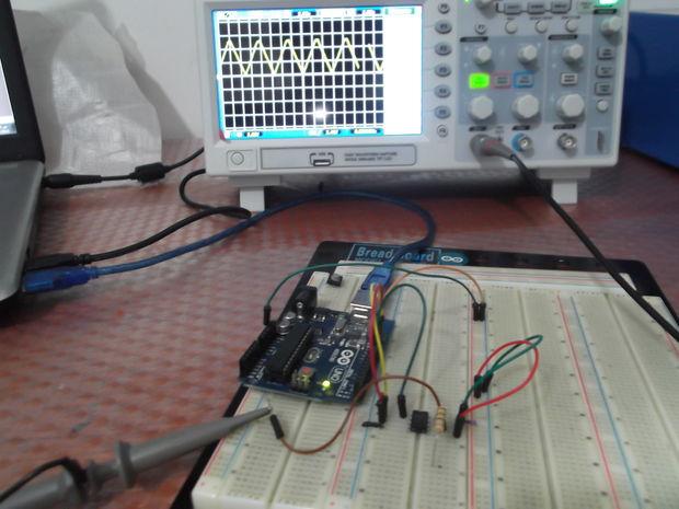 Digital Potentiometer MCP41100 and Arduino