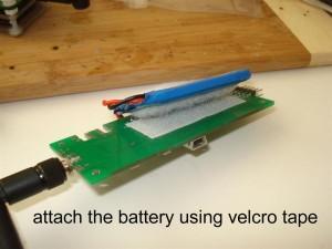 Electronics Assembly battri tape