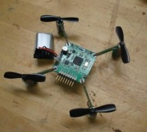Arduino based Drone Quadricopter