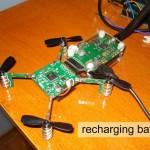 Version 1's Build Log recharging