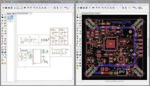 arduino based Drone Quadricopter circuit