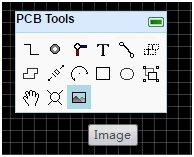 image' button