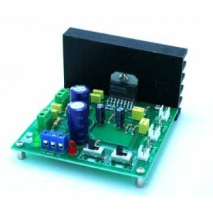 14W Stereo Audio Amplifier