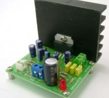 20W Bridge Audio Amplifier