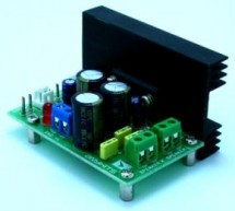 5.5W – 2 Channel Audio Amplifier