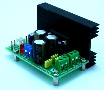 5.5W – 2 Channel Audio Amplifier