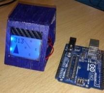 Arduino Digital Magnetic Compass – HMC5883L