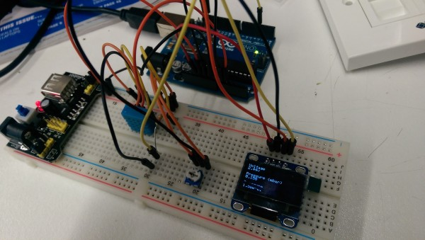 Arduino Vacuum Gauge Display