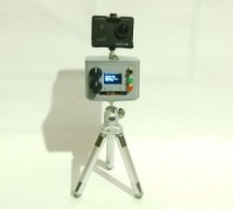 Arduino time lapse – camera pan device