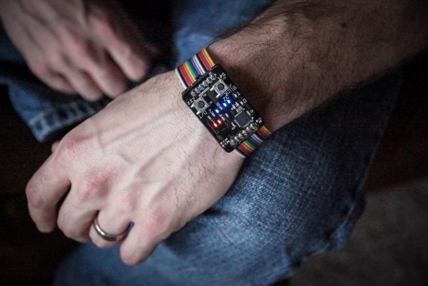 Binary Watch Production