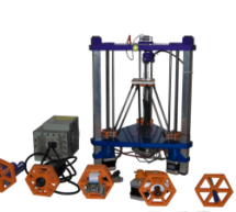 Diyouware TwinTeeth: The PCB mini-factory