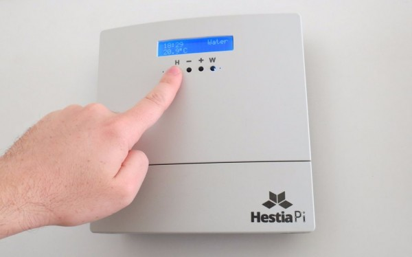 HestiaPi - Open Smart Thermostat