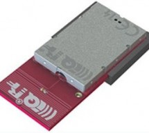 IQRF module TR72D communicates at up to 600m distance