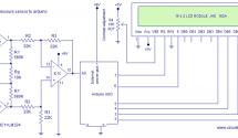 Interfacing pressure sensor to arduino