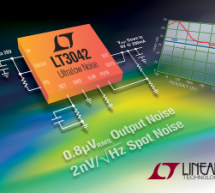 LT3042 – 20V, 200mA, Ultralow Noise, Ultrahigh PSRR RF Linear Regulator