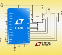 LT3790 – 60V Synchronous 4-Switch Buck-Boost Controller