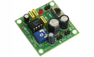 Mini Audio Amplifier