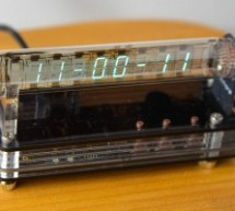 New Product – VFD Modular Clock IV-18 SMT