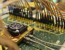 New electronic technique promises to double optical fiber communications reach