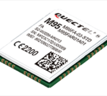 New version of the GSM/GPRS module Quectel M95 is here