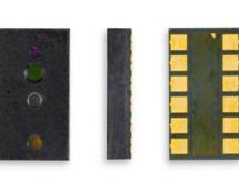 Proximity sensor, gesture and ambient light sensing (ALS) module