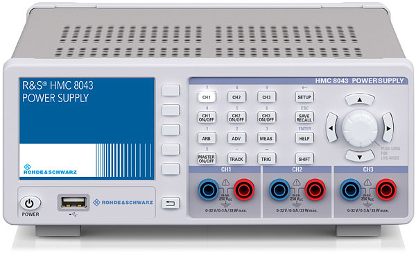 Rohde & Schwarz HMC8043 Review and Teardown
