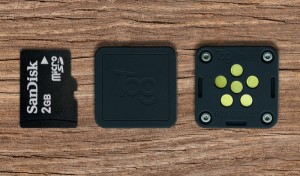 The Ultra-Small Bluetooth and capacitive enabled Button