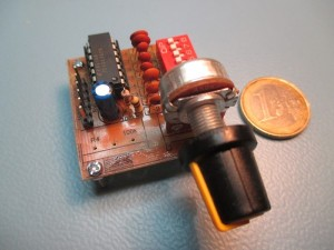 Tiny and cheap lab generator
