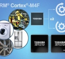 Toshiba Announces Two New ARM® Cortex®-M4F Based Microcontrollers For Use In Both Home And Industrial Appliances